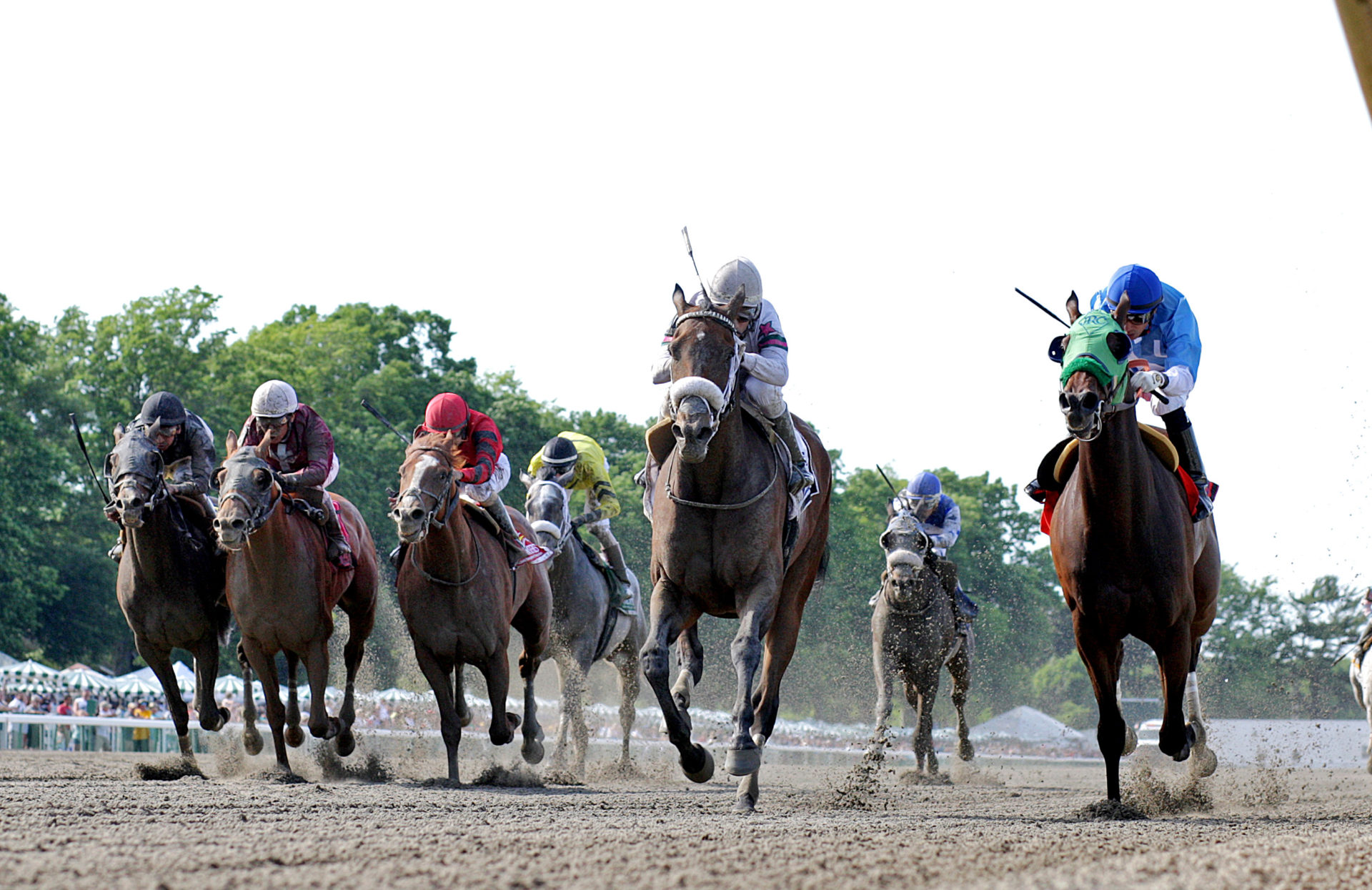 Chublicious, Chalon impressive winners at Monmouth Park