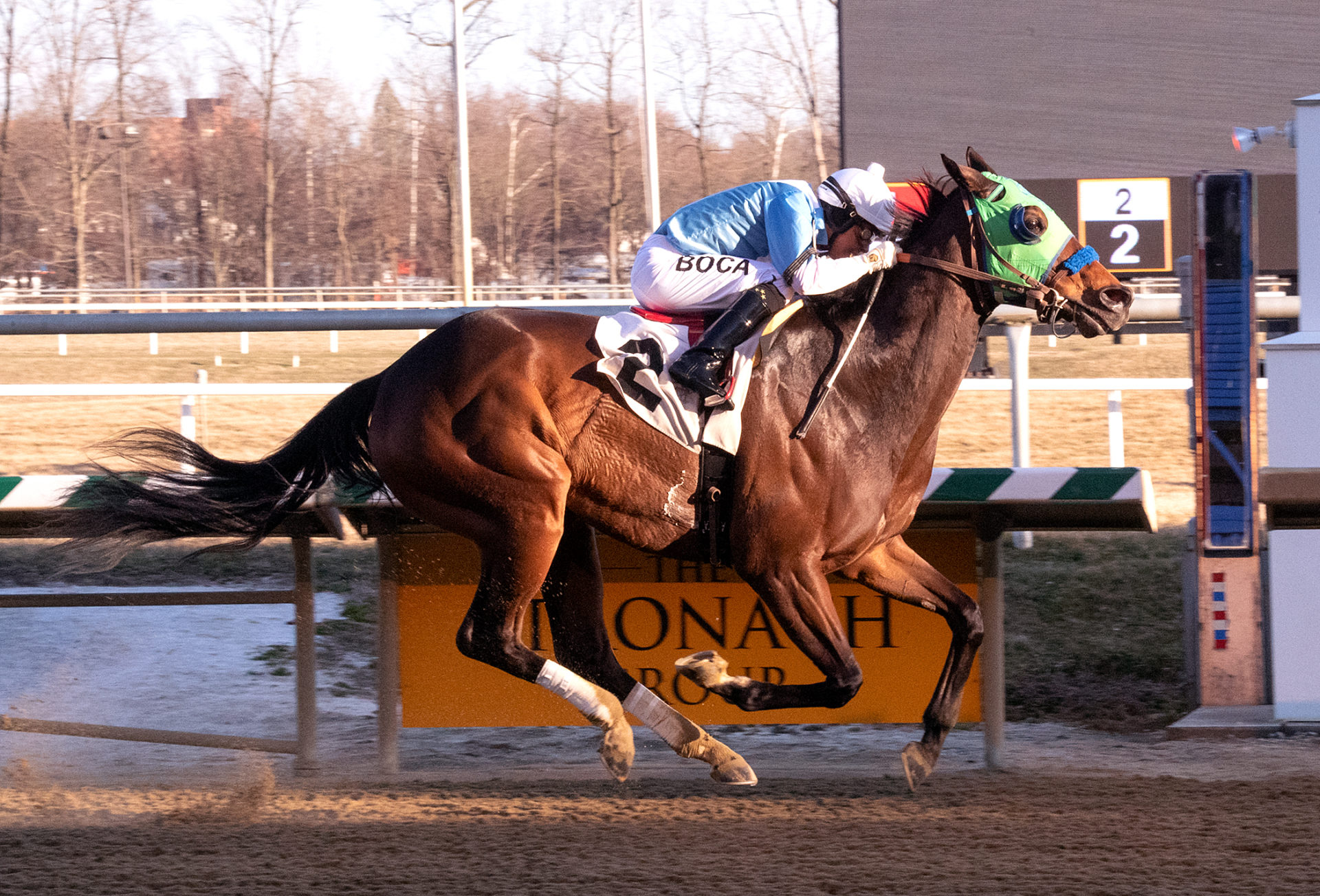 Was MD-bred stakes a MATCH preview?